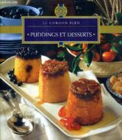 Cordon Bleu : Puddings - Couverture - Format classique
