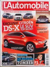 Automobile Magazine (L') N°791 du 01/04/2012 - Couverture - Format classique