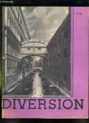 Diversion N° 4.Venise. - Couverture - Format classique