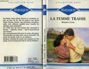La Femme Trahie - Falling In Love Again - Couverture - Format classique