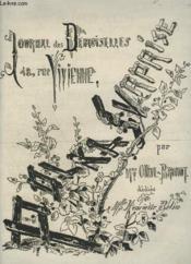 Journal Des Demoiselles 53° Annee 1885 : Polka Surprise - Pour Piano. - Couverture - Format classique