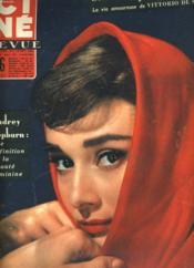 Cine Revue France - 36e Annee - N° 8 - L'Homme Au Bras D'Or - Couverture - Format classique