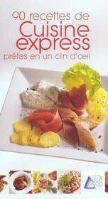La cuisine express - Intérieur - Format classique
