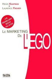 Marketing De L Ego - Intérieur - Format classique