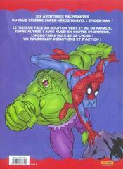 Spider-man, les aventures t.1 ; le retour du bouffon vert - 4ème de couverture - Format classique