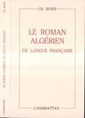 Roman (Bonn) Algerien De Langue Francaise Vers Un Espace .. - Couverture - Format classique