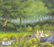 Le Loup Magicien - 4ème de couverture - Format classique