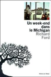 Un week-end dans le Michigan - Couverture - Format classique
