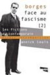 Borges Face Au Fascisme 2 - Couverture - Format classique