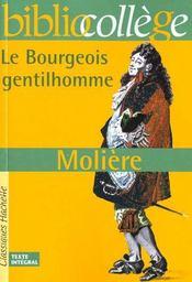 Le bourgeois gentilhomme - Intérieur - Format classique