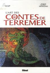 L'art des contes de terremer - Intérieur - Format classique
