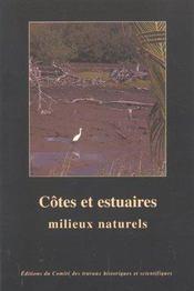 Cotes Et Estuaires ; Milieux Naturels - Intérieur - Format classique