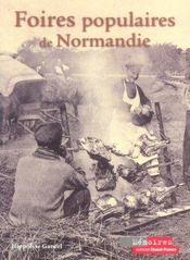 Foires populaires de Normandie - Intérieur - Format classique
