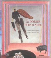 La Poesie Populaire - Intérieur - Format classique