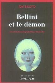 Bellini et le démon - Intérieur - Format classique