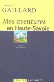 Mes Aventures En Haute-Savoie - Intérieur - Format classique
