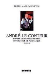 Andre le conteur - t.1 - Couverture - Format classique