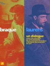 Braque / laurens, un dialogue - Intérieur - Format classique