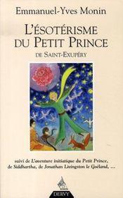 L'esoterisme du petit prince de saint-exupery - Intérieur - Format classique