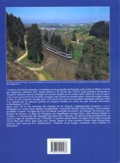 Sur Les Rails Du Lyonnais (T1) - 4ème de couverture - Format classique