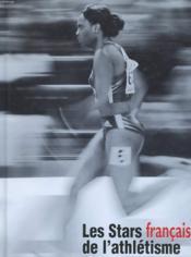 Les stars francaises de l'athletisme - Couverture - Format classique