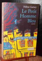 Le petit homme bleu - Couverture - Format classique