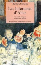 Les infortunes d'Alice - Couverture - Format classique