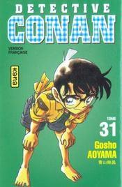 Detective Conan T31 - Intérieur - Format classique
