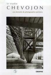 Studio Chevojon (Le) - Couverture - Format classique