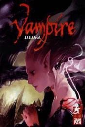 Vampire - Couverture - Format classique
