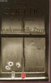 Le démon et mademoiselle Prym - Couverture - Format classique