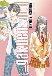 Gakuen Ouji - playboy academy t.10 - Couverture - Format classique