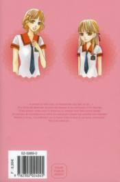 Gakuen Ouji - playboy academy t.10 - 4ème de couverture - Format classique