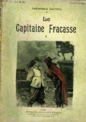 Le Capitaine Fracasse. Tome Ii. Collection Modern Bibliotheque. - Couverture - Format classique