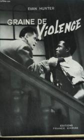 Graine De Violence. - Couverture - Format classique
