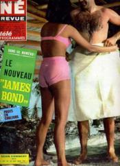 Cine Revue - Tele-Programmes - 47e Annee - N° 35 - On Ne Vit Que Deux Fois - Couverture - Format classique
