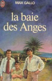 Vente  Baie des anges  t1  - Max Gallo