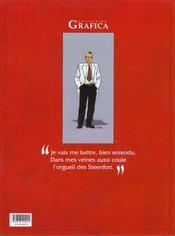 Les maitres de l'orge t.6 ; jay 1973 - 4ème de couverture - Format classique