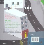 Balades - 4ème de couverture - Format classique