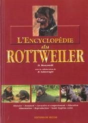 Encyclopedie Du Rottweiler (L') Relie - Intérieur - Format classique