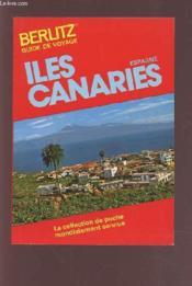 Iles Canaries - Couverture - Format classique