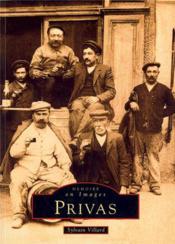 Privas - Couverture - Format classique