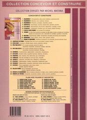 Isolation (Reglementation, Murs, Planchers, Toitures, Vitrages) - 4ème de couverture - Format classique