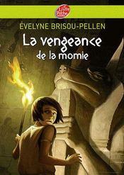 La vengeance de la momie - Intérieur - Format classique