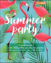 Vente livre :  Summer party  - Collectif
