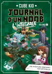 Vente  Journal d'un Noob ; INTEGRALE VOL.2 ; T.4 A T.6  - Cube Kid