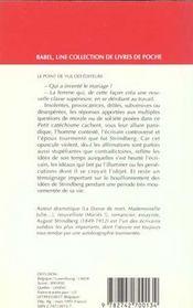 Petit catechisme a l'usage de la classe inferieure - 4ème de couverture - Format classique