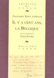 Il y a cent ans, la Belgique - Intérieur - Format classique