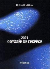 2001 odyssee de l'espece - Couverture - Format classique