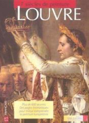 Louvre, 7 siecles de peinture - Couverture - Format classique